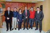 Nueva Junta Directiva de Agrafi (2012 - 2014).