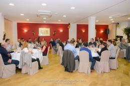 Presentación de los nuevos socios: Rafa Rubio (Granada)