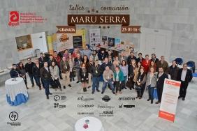 FOTO_GRUPO_TALLER MARU_SERRA_AGRAFI
