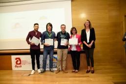 Nominados y Premiado en la Categoría de Fotografía de Bebé, junto a Poli Servián - Fundación Caja Rural Granada
