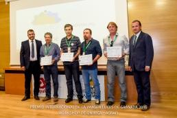 Jueces del concurso Luces de Granada 2016