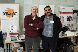 Empresa Colaboradora Dismafoto con el Presidente de AGRAFI