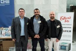 Empresa Colaboradora Estevez Foto con el Presidente de AGRAFI