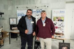 Empresa Colaboradora Padial Joya Artesanos con el Presidente de AGRAFI