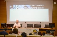 Inicio ponencia de Vicente Nadal