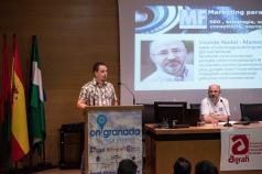 Bienvenida y presentación del Vicepresidente de Agrafi, Diego Paredes Jaldo
