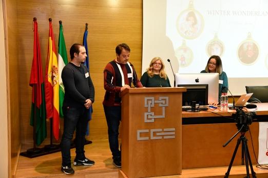 Presentación e inicio de la jornada, por Jesús Vergara, miembro de la Directiva de Agrafi.